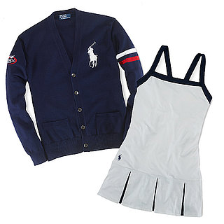 US Open Ralph Lauren Clothing