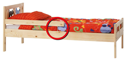 Ikea Junior Beds Recalled