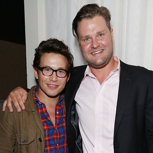 Jonathan Taylor Thomas and Zachery Ty Bryan 2013