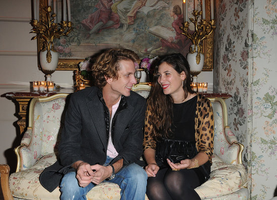 Andrea and Tatiana were adorable in Paris during a 2009 trip.