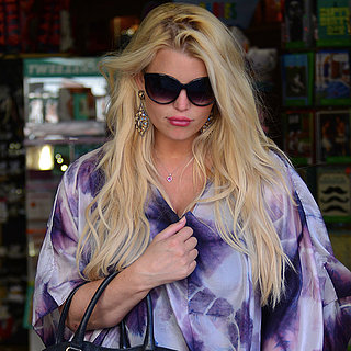 Jessica Simpson Out in LA After Giving Birth