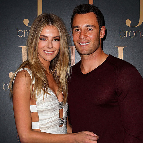 Jennifer Hawkins Pictures at Launch of Jbronze Tanning Range