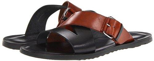 Donald J Pliner - Kipp (Tan/Black) - Footwear