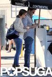 Jennifer Garner and Ben Affleck Show Sweet Postbirthday PDA
