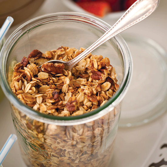 Honey Maple Granola with Pecans