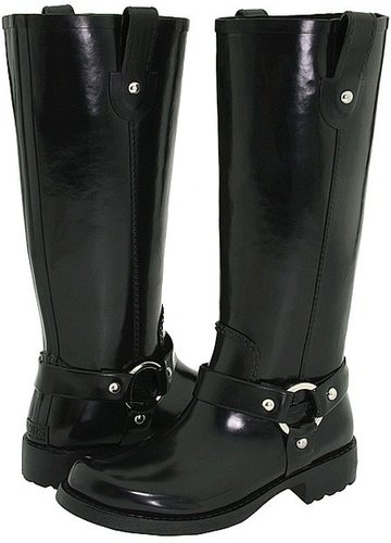 KORS Michael Kors - Stormy (Black Rubber) - Footwear
