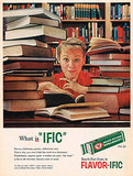 """Spoiler alert: """"ific"""" is an ad gimmick, not a word."""