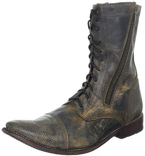 BED:STU Women's Tabor Motorcycle Boot