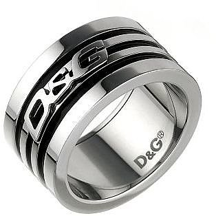 D&G Jewels D & G stainless steel radiator ring - size Q 1/2