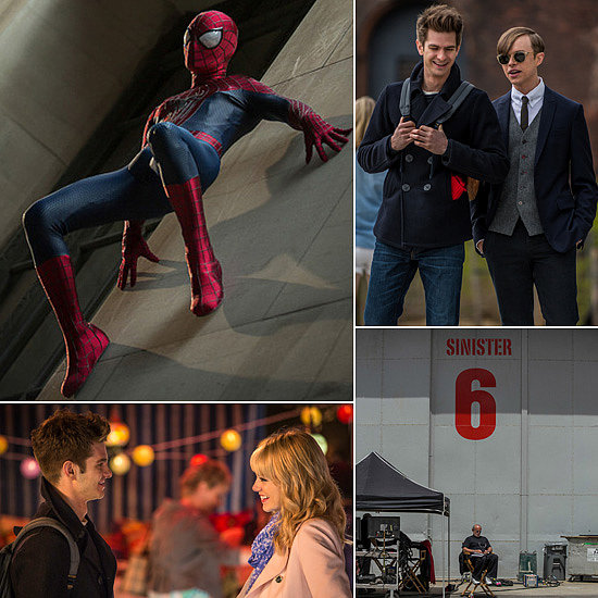 See All the Pictures of The Amazing Spider-Man 2 — So Far
