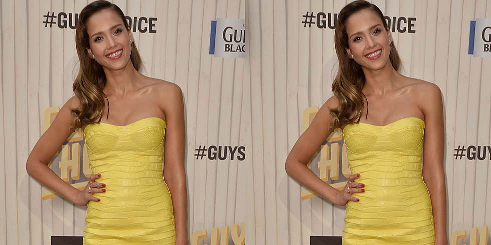 The Weight-Loss Secrets That Keep Jessica Alba Looking Good