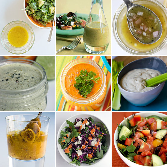 Homemade Dressings For Healthier Salads
