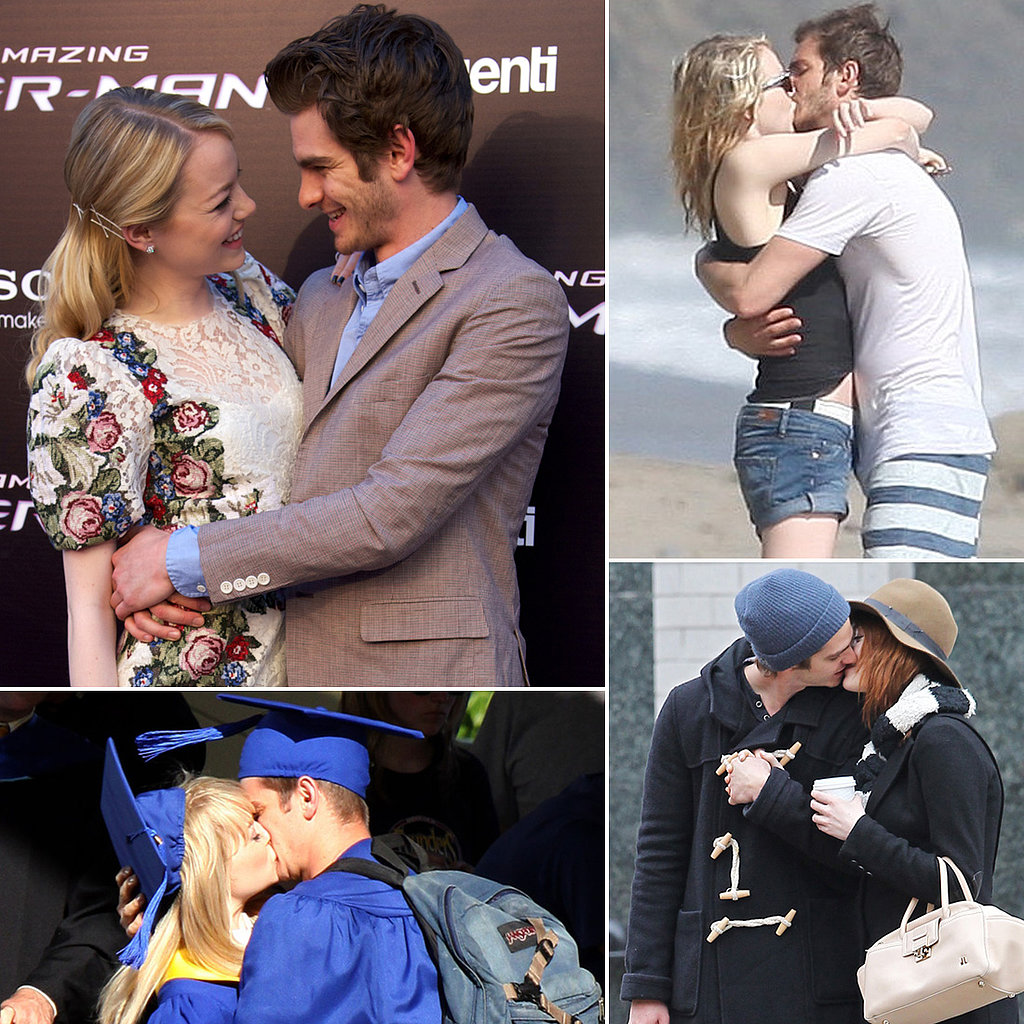 Emma Stone's Most Heart-Melting Moments With Andrew Garfield