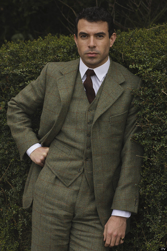 Tom Cullen is joining the cast as Lord Gillingham, an old friend of Lady Mary's who helps her with her property taxes. Source: PBS