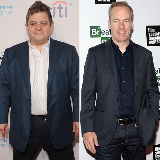 Bob Odenkirk and Patton Oswalt joined Kitchen Sink, the monster mashup also starring Joan Cusack, Vanessa Hudgens, Ed Westwick, and Denis Leary.