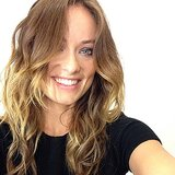Olivia Wilde took a selfie before making an appearance on Good Morning America. Source: Instagram user goodmorningamerica