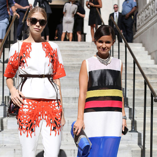 Meet the 20 Best-Dressed Women at Fashion Week