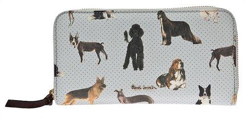 Paul Smith Dog print wallet
