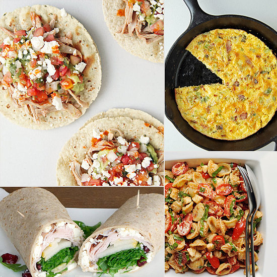 Brown-Bag It With These Leftover Lunch Delights