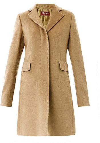 MaxMara Studio Ninetta coat