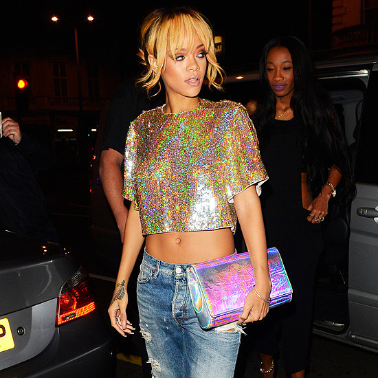 Rockstar 101: Rihanna's Street-Chic Lookbook
