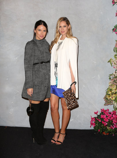 Jodi Anasta and Nikki Phillips Have a Girls' Night Out in Sydney