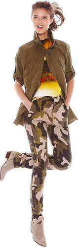 CATHERINE CATHERINE MALANDRINO Camouflage Printed Pants