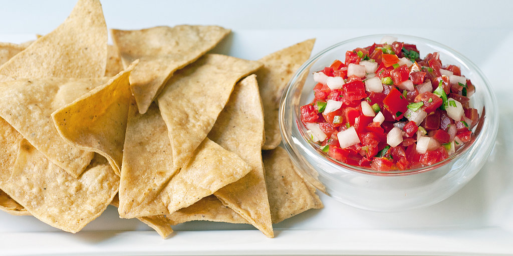 Homemade Pico de Gallo Adds Zip to Chips