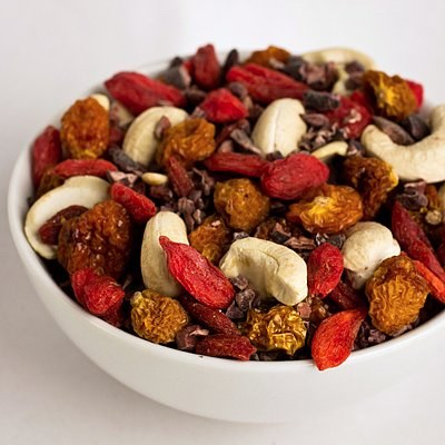Healthy Homemade Trail Mix Recipes