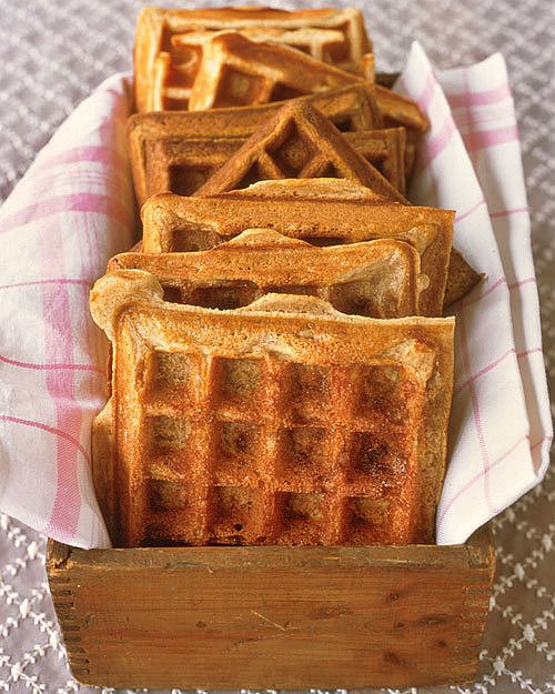 ... recipe for good old-fashioned Buttermilk Waffles is the best there is