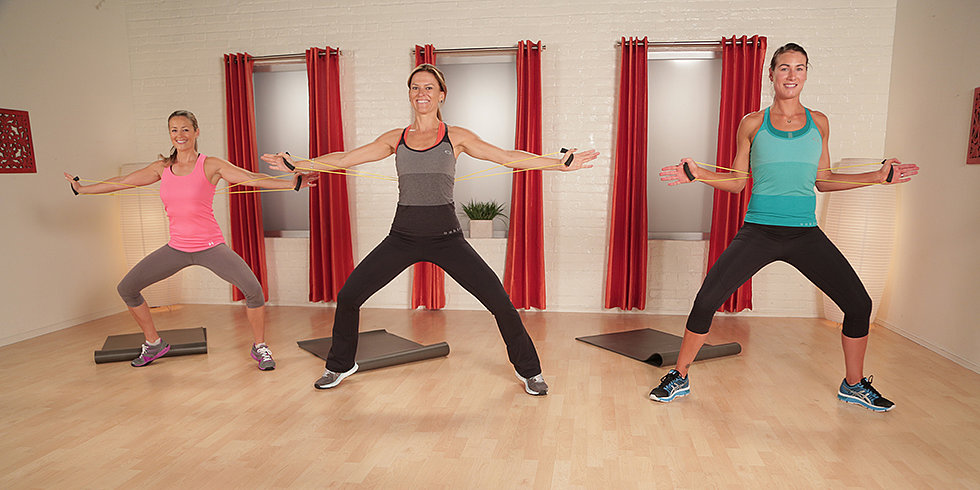 A Simple Resistance Band Workout You Can Do Anywhere!