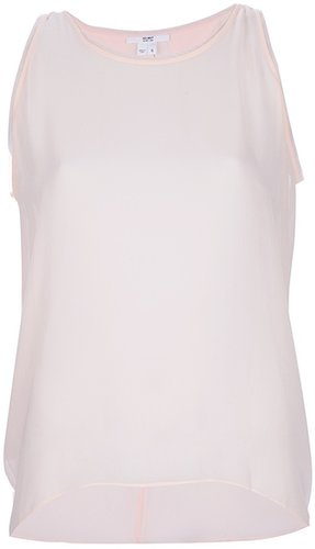 Helmut Lang pleated top