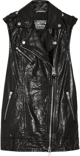 Mackage Frederica leather vest