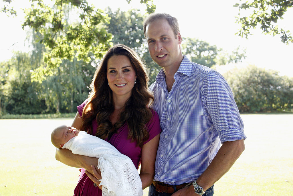 Anything about the royal family is a winner on all social networks, but this recap of Kate Middleton's best blowouts, including the newest family photo, went wild on Facebook.