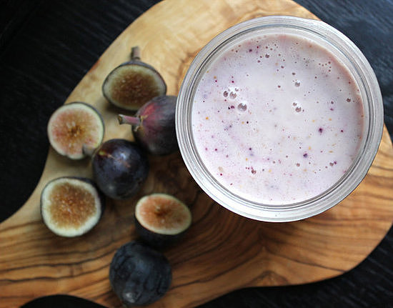 Fig Honey Yogurt Smoothie