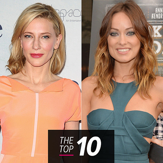 This Week's Most Beautiful: Cate Blanchett, Olivia Wilde and More!