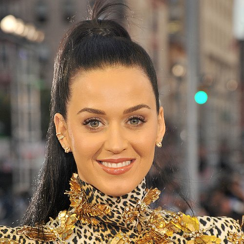 Katy Perry Hair and Makeup at VMAs 2013