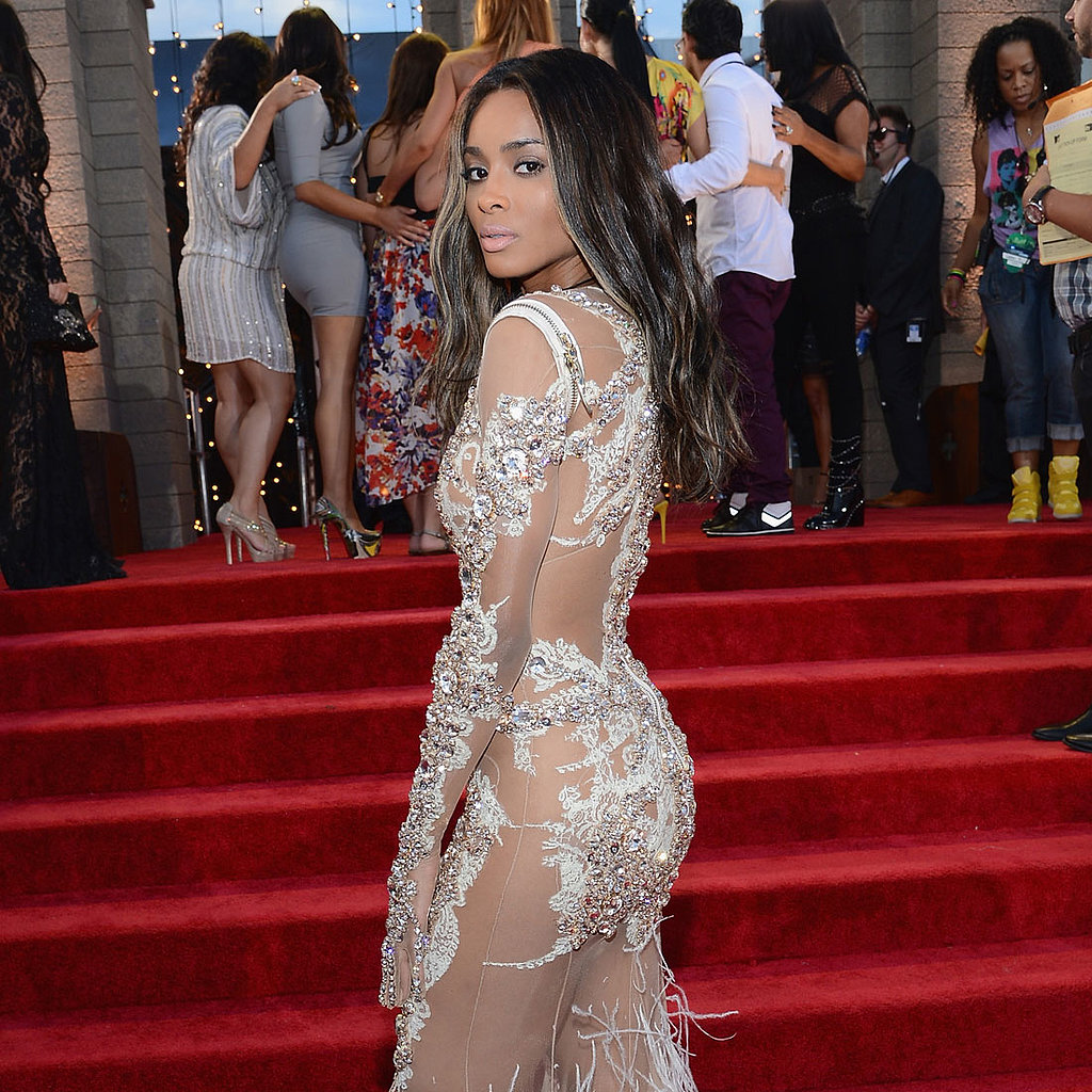 Ciara Dress at VMAs 2013 | Pictures