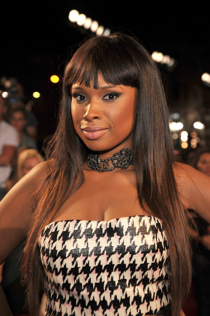 Jennifer Hudson at the VMAs