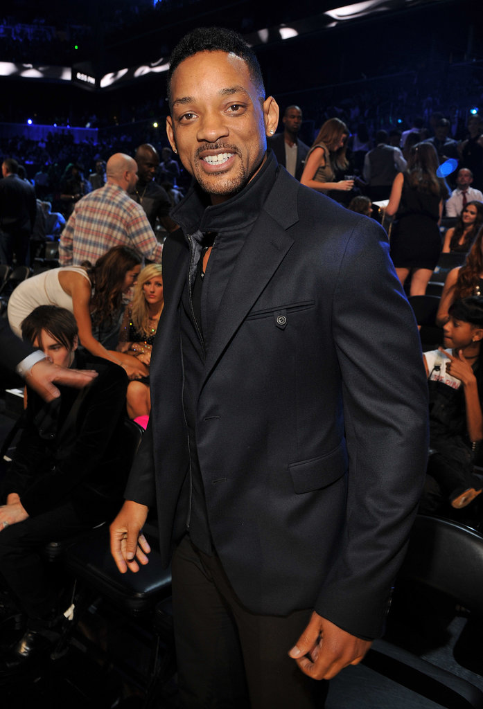 Will Smith attended the MTV VMAs.