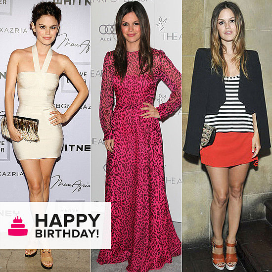 We're Style Stalkin' Birthday Girl Rachel Bilson!