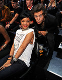 Rihanna Is Not Impressed at the VMAs — Except by Harry Styles