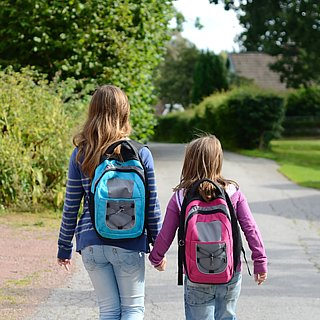 Walking to School Safety