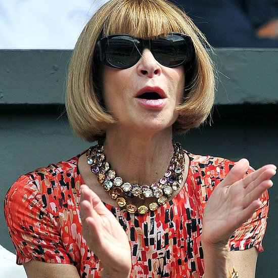 Love All: How Anna Wintour Watches a Tennis Match — in 16 Stages