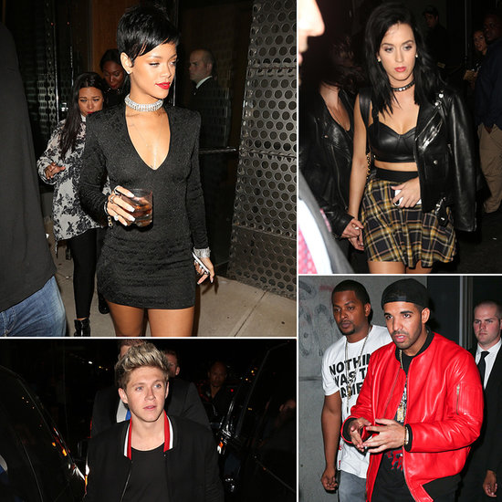Back-On BFFs Katy Perry and Rihanna Party It Up With Drake and More After the VMAs