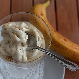 Vegan Peanut Butter Banana Ice Cream
