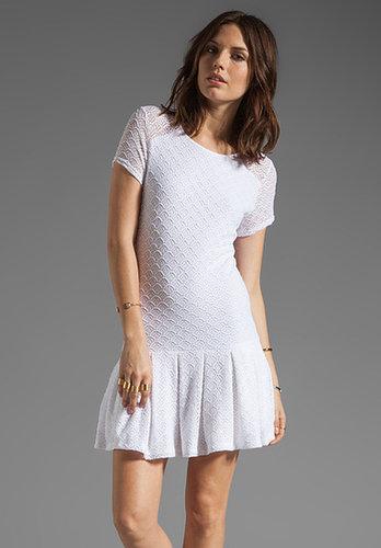 Generation Love Generation Monica Love Drop Waist Lace Dress