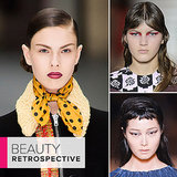 Look Back: The Top Beauty Moments From the Miu Miu Runways