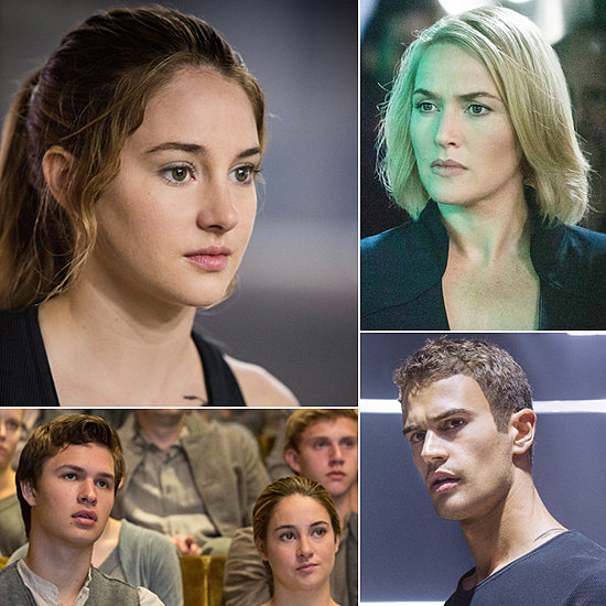 See All the Exciting Pictures From Divergent