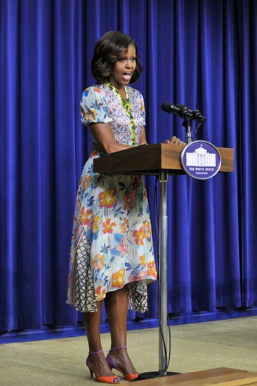 Michelle Obama Gets in on a Major Anniversary